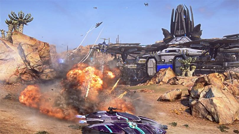 Matt Higby talks testing weapons, server restrictions, and more in PlanetSide 2 interview
