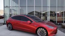 特斯拉:Model 3 七月开始生产