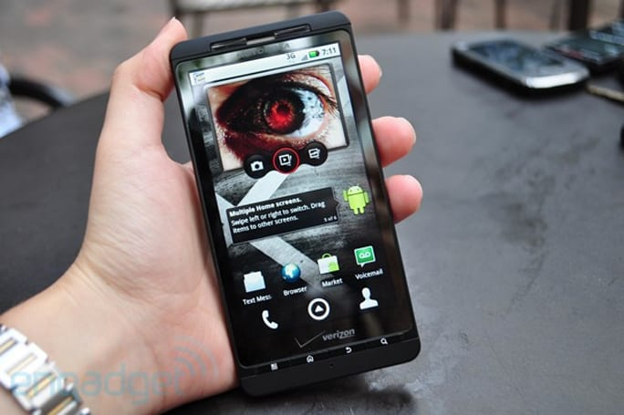 Exclusive: Motorola Droid X preview
