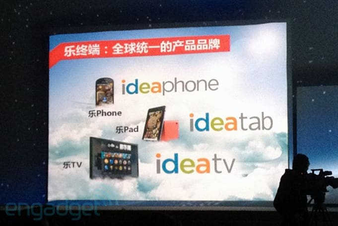 Lenovo trudging into the smart TV arena, plans LeTV launch in Q1 2012 (update: aka IdeaTV)