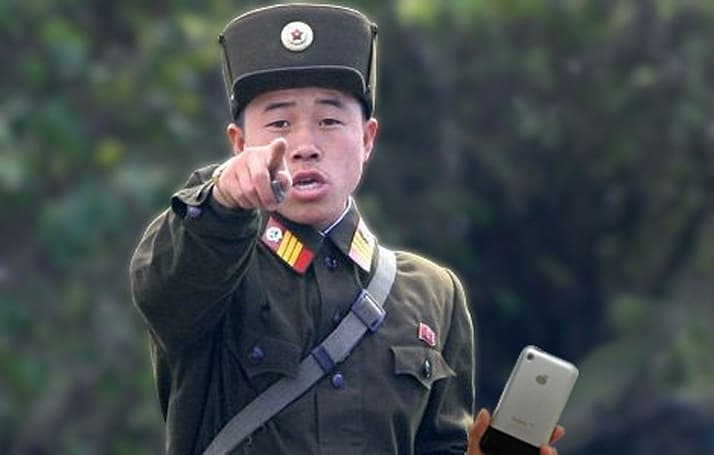 North Korea makes using a cellphone a war crime during 100 day mourning period