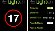 EnLighten tells you when your traffic light is going to change
