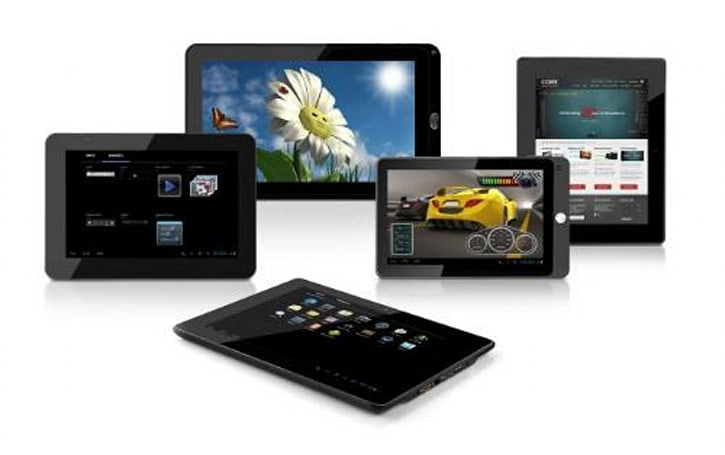 Coby to intro five Ice Cream Sandwich slates at CES, satiate your budget tablet cravings