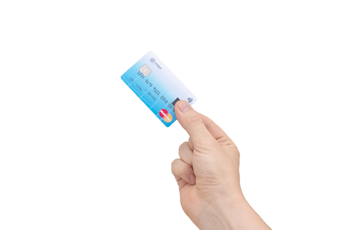 New MasterCard combines a fingerprint sensor with NFC