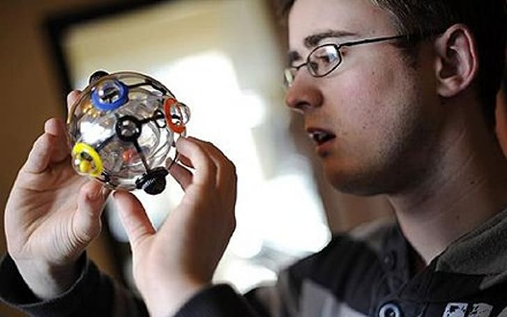Rubik's Cube gets spherical twist as Rubik's 360