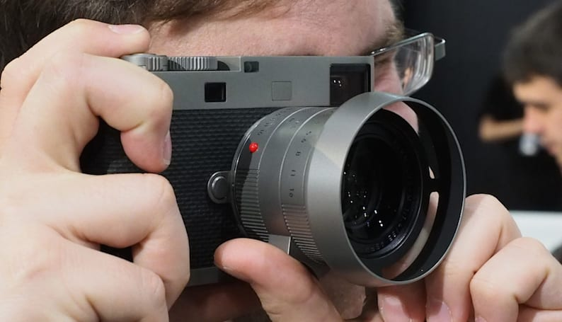 Hands-on with Leica's super-rare $19,400 M Edition 60