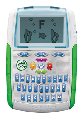 "LeapFrog intros ""smartphone"" for your little one (or you)"