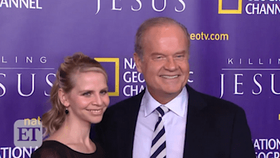 Kelsey Grammer Welcomes 7th Child
