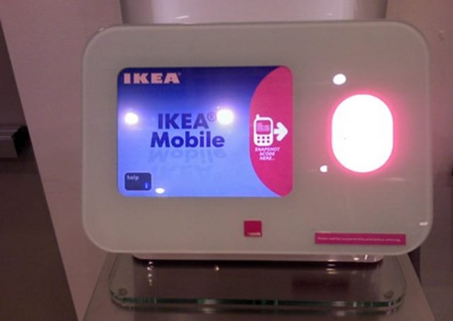 Now at Ikea: get some mobile with your Swedish meatballs