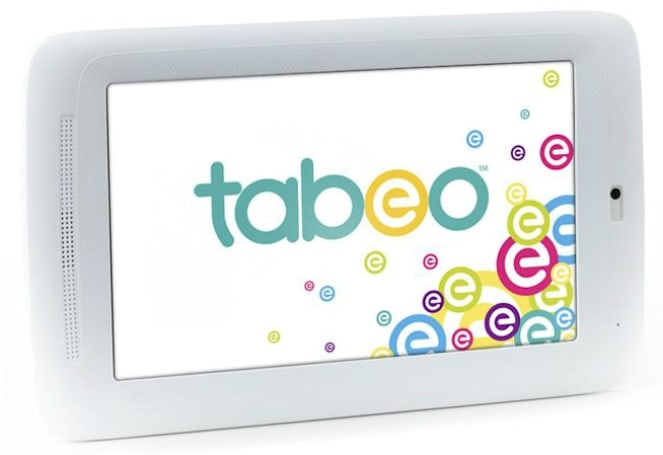Children's tablet maker suing Toys R Us over Tabeo design