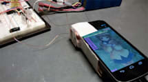 Researchers deliver encoded messages and data through your smartphone compass