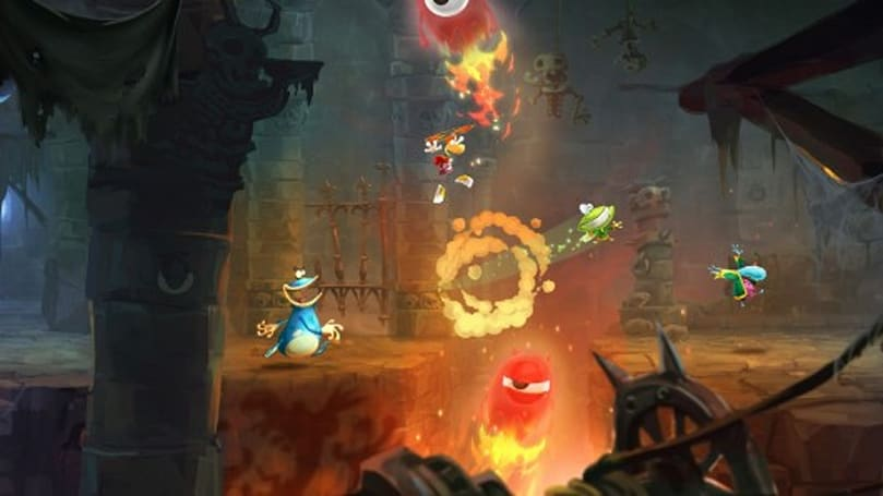 Rayman Legends delay results in 30 new levels, several new boss fights