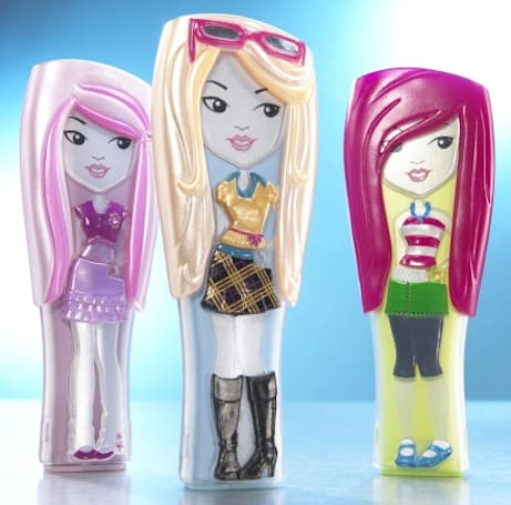 Barbie Girls MMO and Barbie Girl MP3 player, for little nerds in training