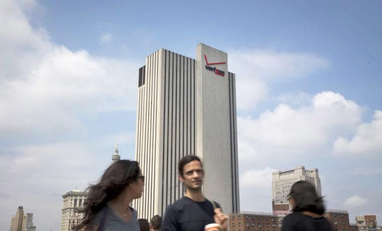 Verizon gets slapped by New York City mayor
