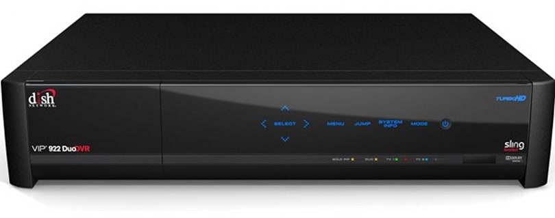 "DISH Network's ViP 922 and SlingGuide unveiled: first ""SlingLoaded"" HD DVR"
