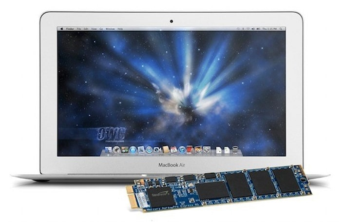 OWC unleashes Mercury Aura Pro Express 6G SSD, peps up your 2011 MacBook Air