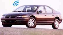 Verizon's Hum can turn your '97 Stratus into a connected car