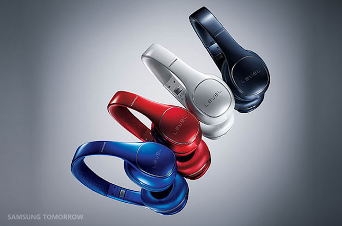 Samsung outs Level On wireless headphones for untethered listening