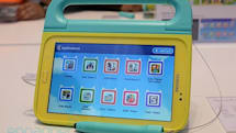 Hands-on with Samsung's Galaxy Tab 3 Kids slate
