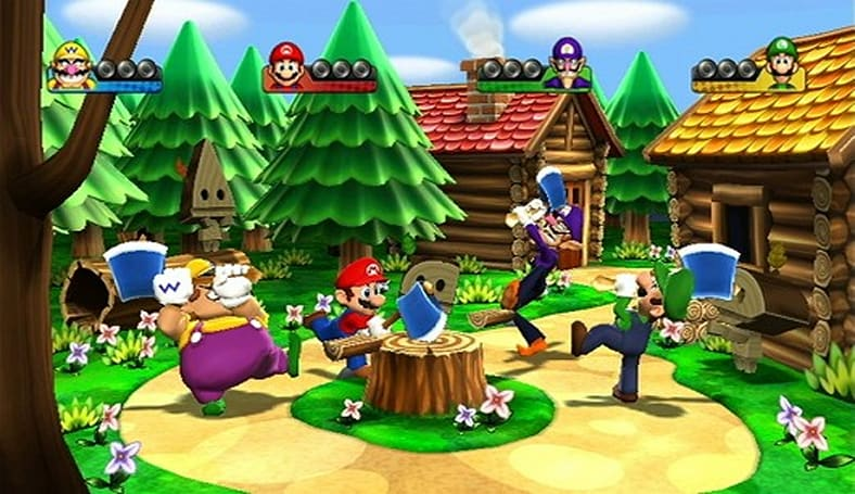 Mario Party 9 review: Rolling like a boss