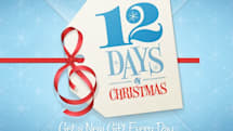 Apple kicks off 12 Days of iTunes, offers a dozen freebies to last into 2012