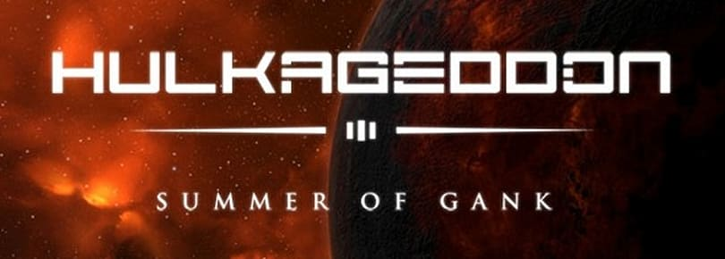 Hulkageddon III ends with an estimated 288 billion ISK in damage