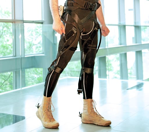 Harvard engineers designed a 'soft wearable robot'