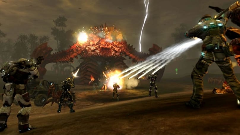 Defiance goes free-to-play