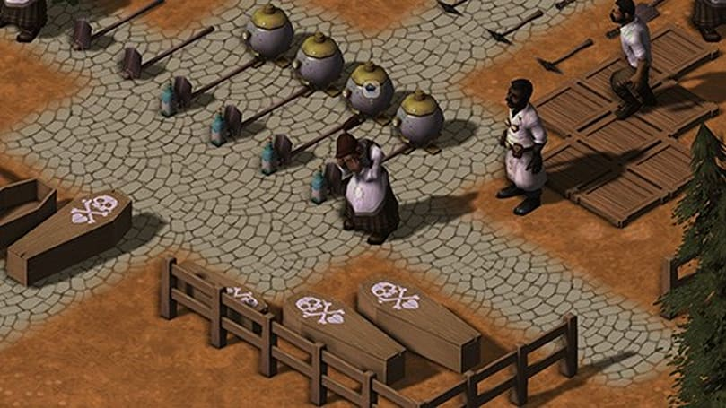 Clockwork Empires mates world-building, steampunk, Elder Gods