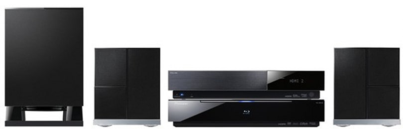 Pioneer reveals four new HTIB systems, three with Blu-ray players