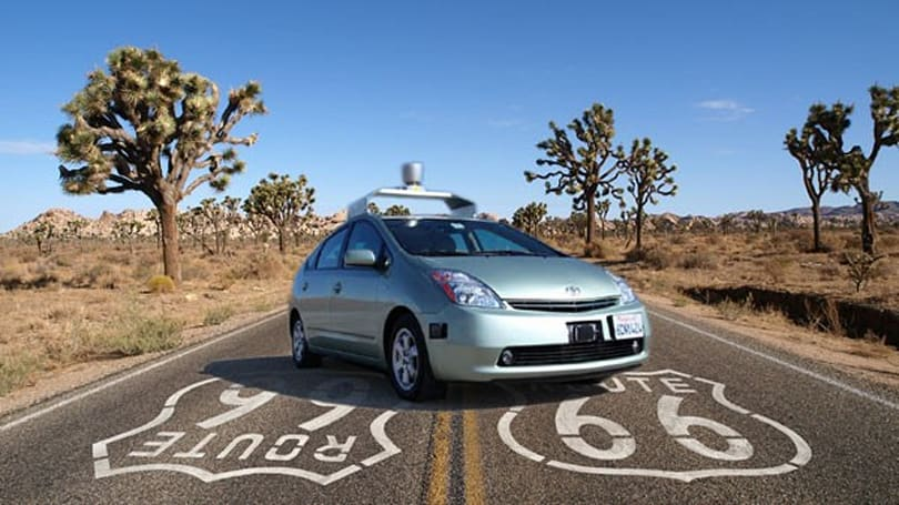 Google's self-driving cars will return to roots, tour California