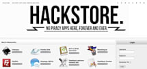 HackStore is like Cydia for Mac OS X, replaces walled garden with open dacha