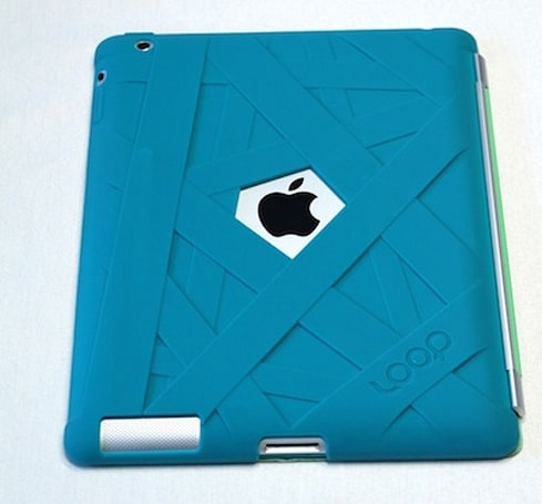 Loop Attachment Mummy for iPad offers solid protection, keeps your Smart Cover happy