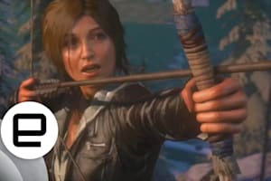 Playdate: Giving Away 'The Rise of the Tomb Raider'