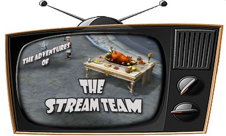 The Stream Team: Giving thanks edition, November 19 - 25, 2012