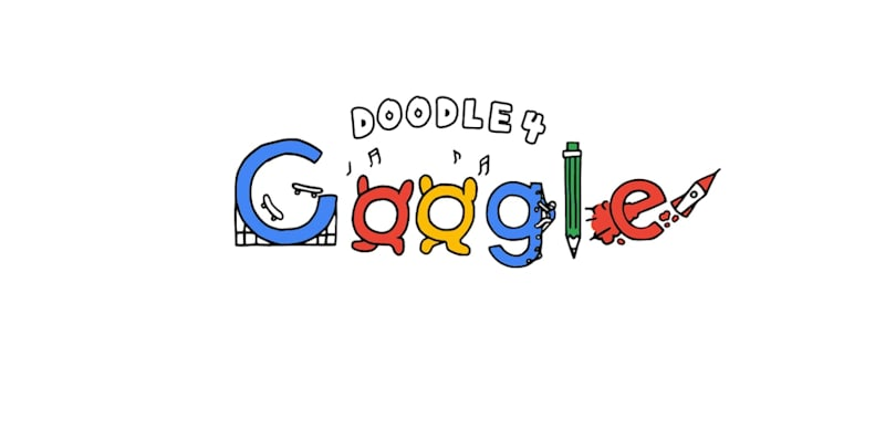 Your kid's Google Doodle can win them a $30K scholarship