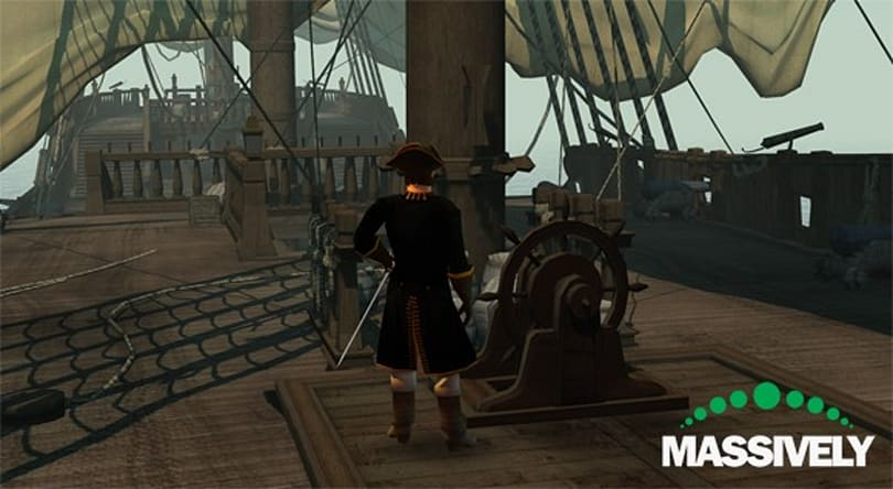 Pirates of the Burning Sea dev blog details expansion graphical tweaks