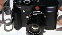 New Leica M camera has live-view and 1080p video capture, we go hands-on (video)