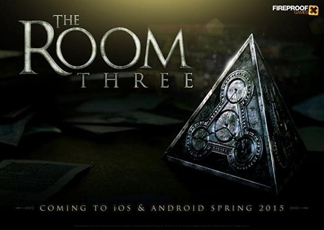 The Room Three hits iOS, Android in Spring 2015
