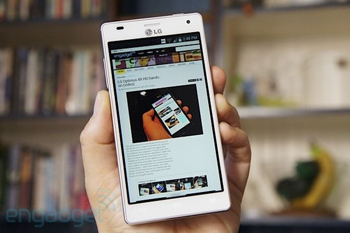 LG Optimus 4X HD review: runner-up to the quad-core throne