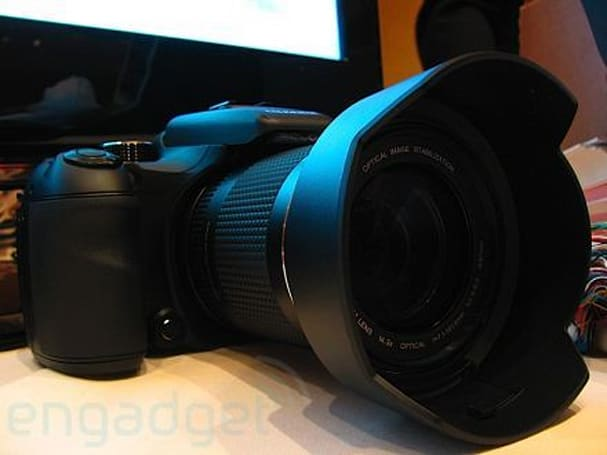 Hands-on with Fujifilm's new FinePix lineup