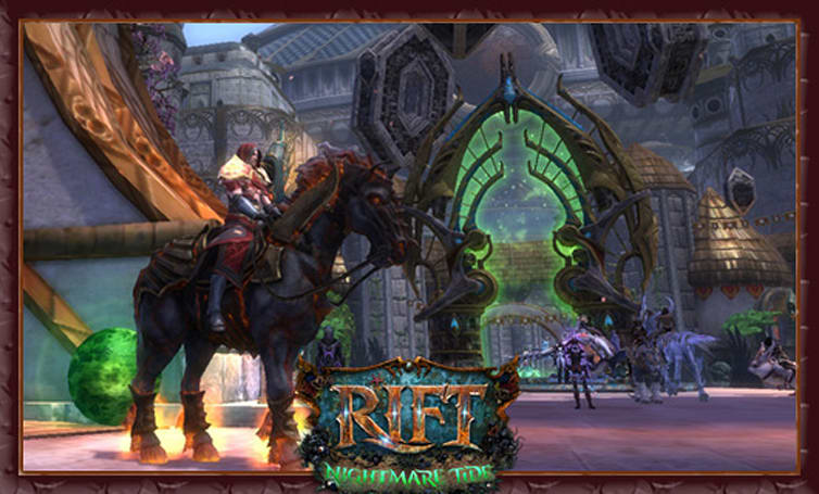 The Stream Team: Touring RIFT's Nightmare Tide with Trion's Daglar and devs