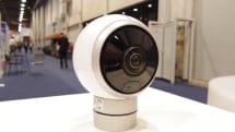 多機能すぎるセキュリティカメラ最前線。360度撮影してクラウド上で管理が主流に:CES2016