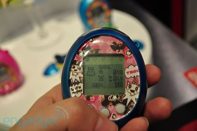 Tamagotchi renamed TamaTown Tama-Go, no change in amount of attention it requires