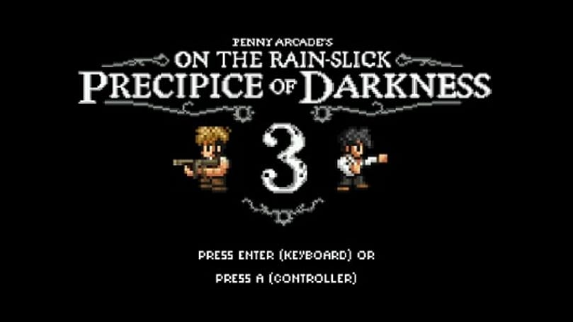 Penny Arcade's On the Rain-Slick Precipice of Darkness 3 review