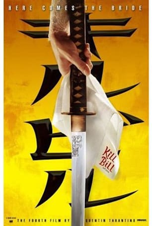 Kill Bill Volumes 1 and 2 headed to Blu-ray on September 9th