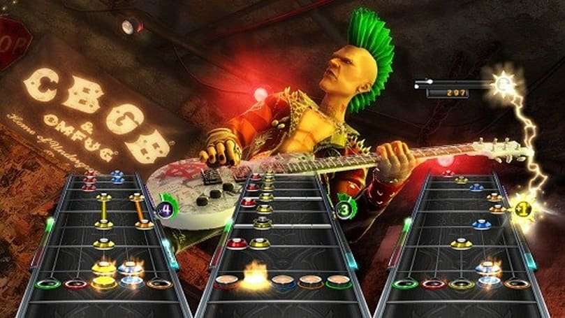 Activision pulling all DLC for Guitar Hero, DJ Hero and Band Hero games