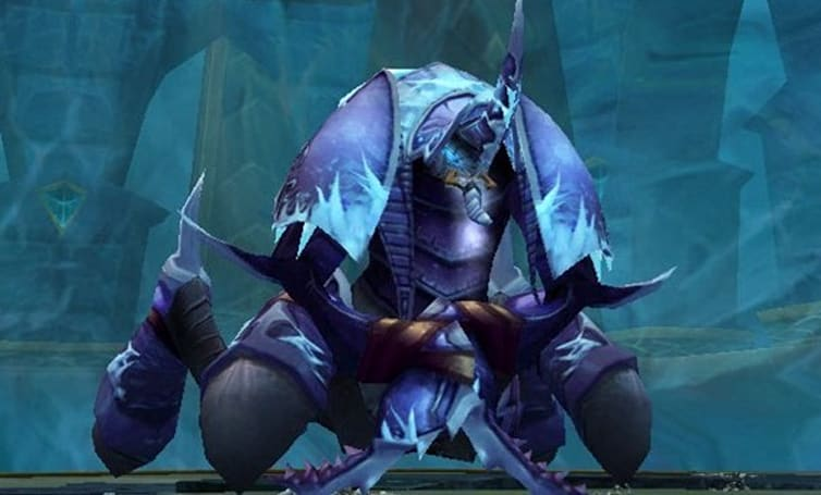 Know Your Lore: The aqir and their descent, part 2 -- Nerubians