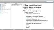 Friday Favorite: How Keyboard Maestro saved my Mavericks macros