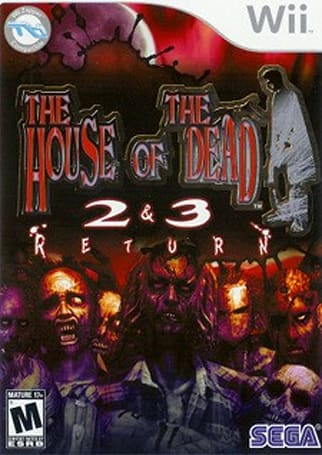 House of the Dead 2 & 3 for $12.99 shipped